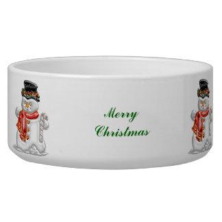 Snowman Bowl