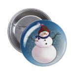 SNOWMAN BUBBLE by 2 SHARON SHARPE Pins
