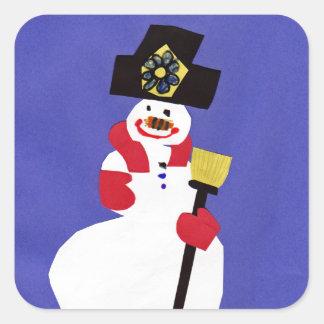 Snowman by VictoriaShaylee Stickers