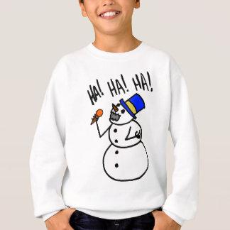 Snowman Cannibal Sweatshirt
