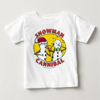 Snowman Cannibal T Shirt