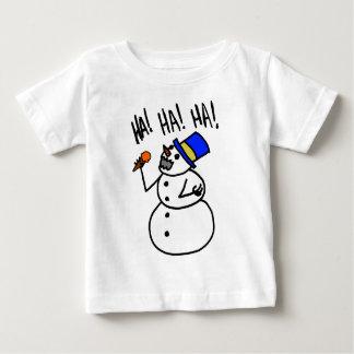 Snowman Cannibal T-shirt