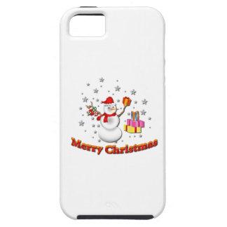 Snowman iPhone 5/5S Cases