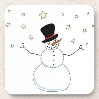 Snowman Celebration Coaster