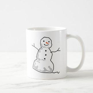 Snowman Coffee Mug