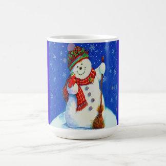 Snowman Coffee Mugs