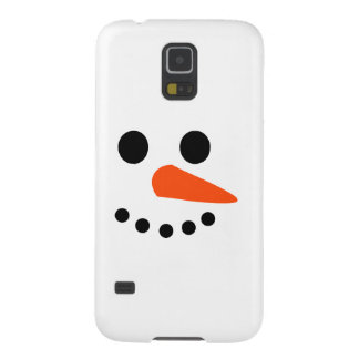 Snowman Face Samsung Galaxy Nexus Covers