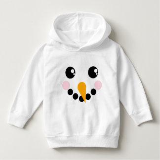 Snowman Face T Shirt