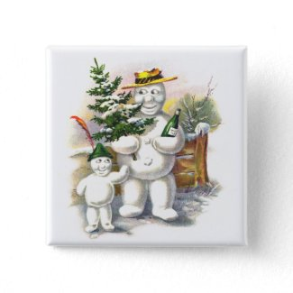 Snowman Father and Son