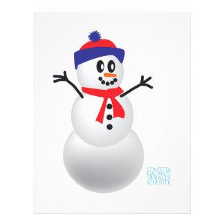 Snowman Flyer