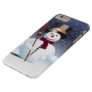 Snowman for Xmas Case-Mate Barely There iPhone 6