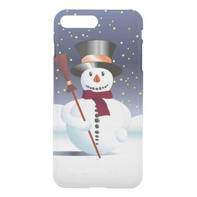 Snowman for Xmas Uncommon iPhone Case