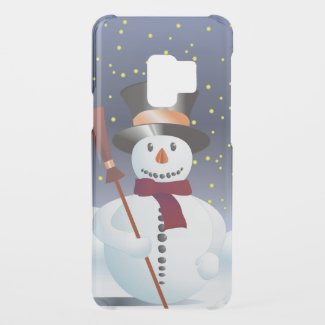 Snowman for Xmas Uncommon Samsung Galaxy S9 Case