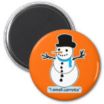 snowman fridge magnets