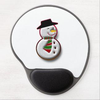 Snowman Gel Mouse Pad