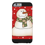 Snowman Gifts iPhone 6 Case