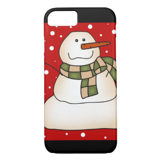 Snowman Gifts iPhone 7 Case