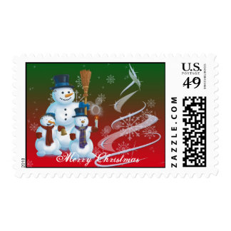 Snowman Group Postage