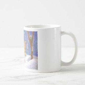 Snowman Hanging Out - Mug!!! Coffee Mug