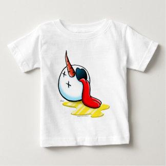 Snowman Head in blood Tee Shirt