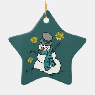 Snowman Hope Ornament