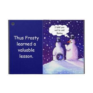 Snowman Humor Case For iPad Mini
