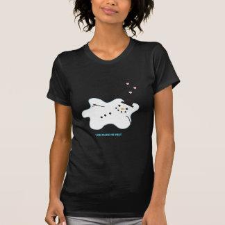 Snowman in Love Tee Shirt
