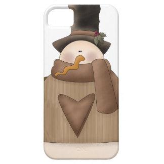 Snowman Iphone5 case