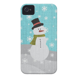 Snowman iPhone 4 Case