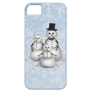 Snowman iPhone 5 barely there iPhone 5 Cover