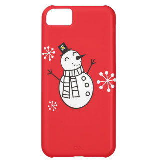 Snowman iPhone 5C Cover