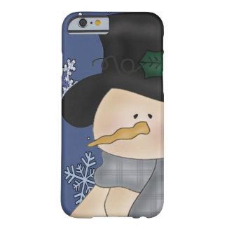 Snowman iPhone 6 Case