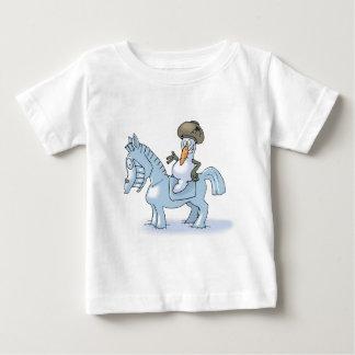 Snowman Knight Baby T-Shirt