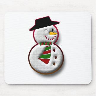 Snowman Mouse Pad