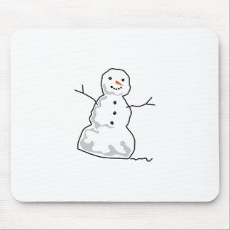 Snowman Mouse Pads