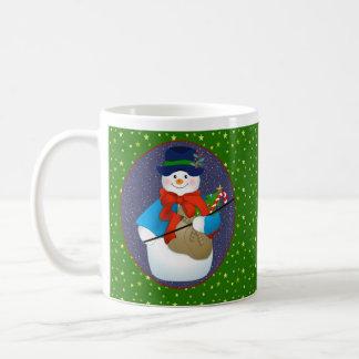 Snowman Mug-1