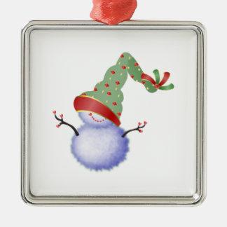 Snowman Christmas Tree Ornament