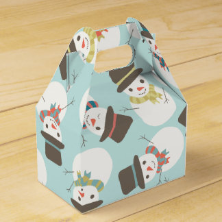 Favor Boxes & Gable Boxes Perfect for Packaging Treats & Small Gifts