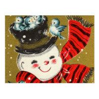 Snowman | Postcards