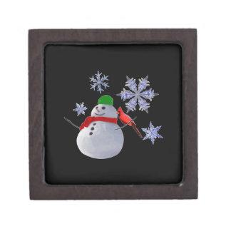 Snowman Premium Gift Boxes