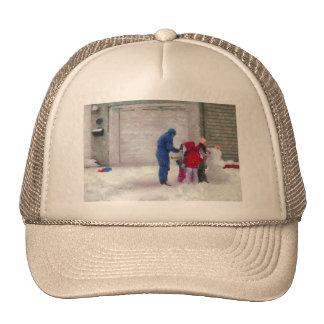 Snowman - Reconstructive Surgery Trucker Hats