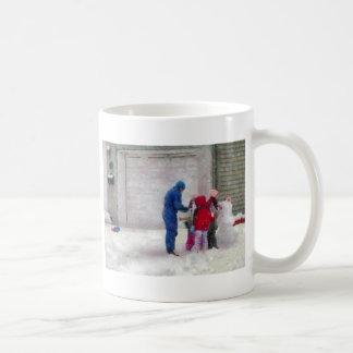 Snowman - Reconstructive Surgery Coffee Mug