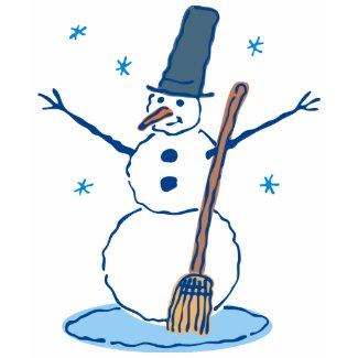 Snowman Shirt shirt