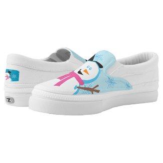 Snowman Shoes