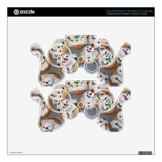 SNOWMAN SKINS FOR PS3 CONTROLLERS