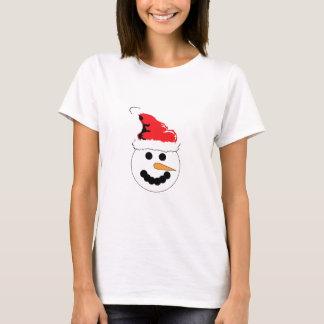Snowman Smile T-Shirt