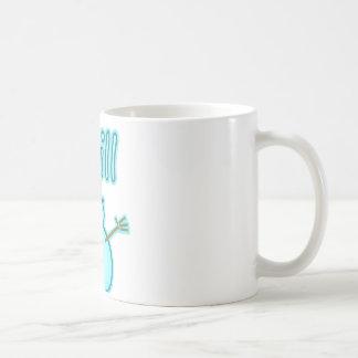 Snowman Snow Man Chill Winter Design Coffee Mug