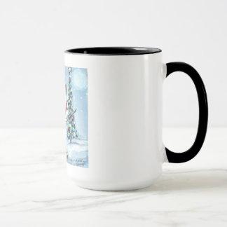 Snowman Song Mug