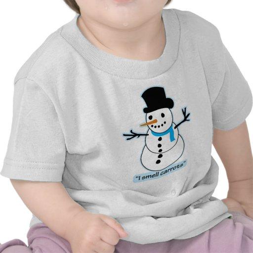 snowman tees