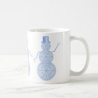 Snowman Trio Mug